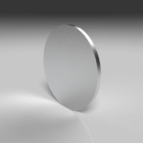 Aluminium sputtering target