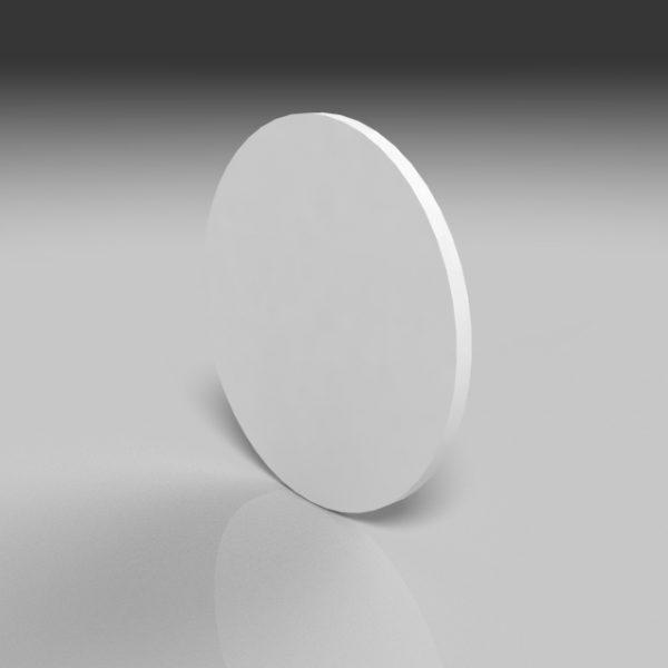Aluminium oxide sputtering target